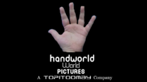 HandWorld Pictures 2014 Logo