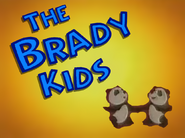 UToons TV - The Brady Kids We'll Be Right Back ID 1 (as you add this ident, describe the ID)