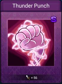 Thunder Punch