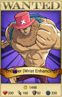 Chopper (Wrist Enhancing)