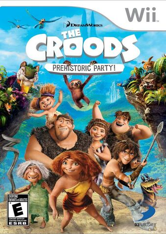 File:The Croods Prehistoric Party for Nintendo Wii.jpg