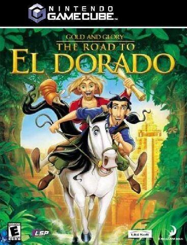 File:Road To El Dorado for Nintendo GameCube.jpg