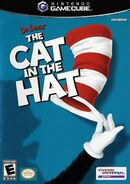 The Cat In The Hat Movie Video Game for Nintendo GameCube