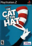 The Cat In The Hat Movie Video Game for Sony PlayStation 2