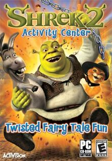 Shrek 2 Activity Center for PC