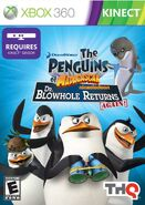 The Penguins Of Madagascar Blowhole Returns for Microsoft XBOX 360