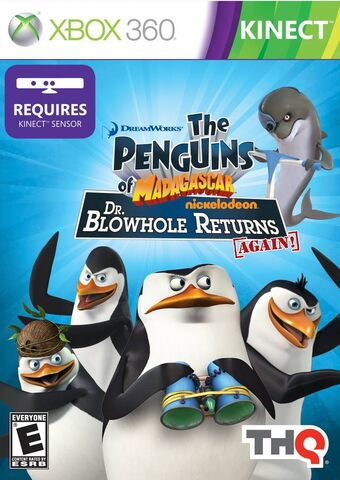 File:The Penguins Of Madagascar Blowhole Returns for Microsoft XBOX 360.jpg