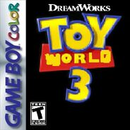 Toy World 3 for Nintendo Gameboy Colour