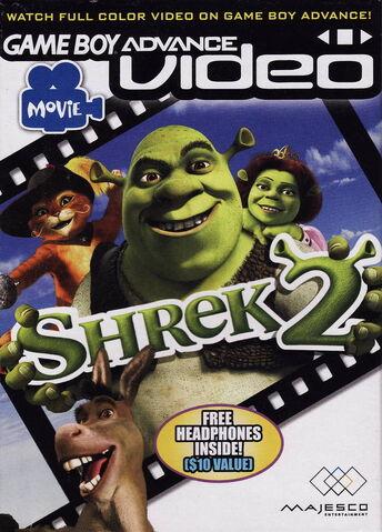 File:GBA Video Shrek 2 for Nintendo Gameboy Advance.jpeg
