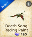 Death Song Racing Paint