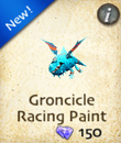 Groncicle Racing Paint