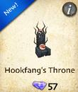 Hookfang's Throne