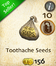 Toothache Seeds