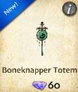Boneknapper Totem