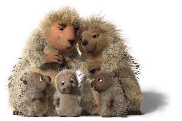 File:The Porcupine Family.jpg
