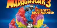 Madagascar 3: Europe's Most Wanted Soundtrack