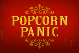 Popcorn Panic title