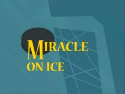 Miracle on Ice title