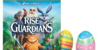 Rise of the Guardians Home Video