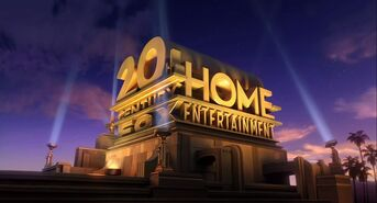 20th Century FOX Home Entertainment 2013 Open Matte