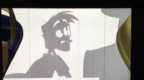 """Me and My Shadow"" Aborted Dreamworks Project Animation by Matt Williames"