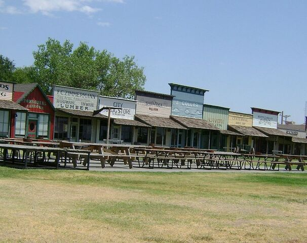 File:Boot Hill Museum Shops-East.jpg