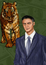 Gentleman johnny marcone 2 by guad