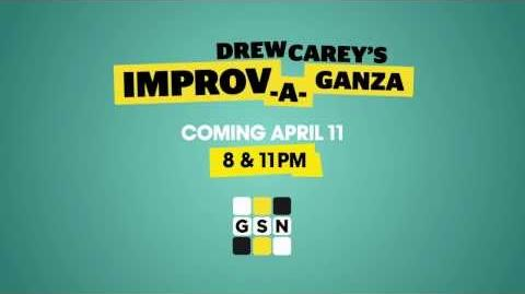 Drew Carey's Improv-A-Ganza - GSN Commercial
