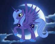 Princess luna by mlpazureglow-d3bhjh1