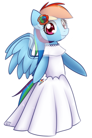 File:Wedding dress rainbow dash by soapie solar-d4ql55r.png