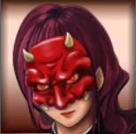 Avatar Masked Demon Female