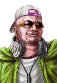 DJ saigo