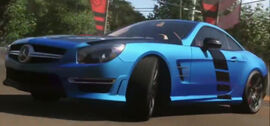 Mercedes Benz SL65 AMG(Front&Side)-DriveClub