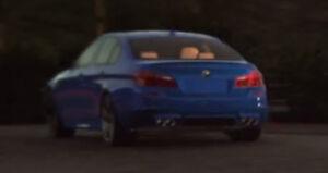 BMW M5 (Rear) DC
