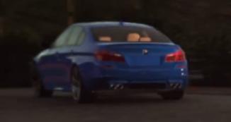 File:BMW M5 (Rear) DC.jpg