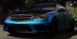 Mercedes-Benz C63 AMG Black Series (Front&Side)-DriveClub