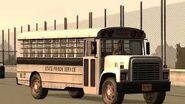 Prison Bus Gameplay