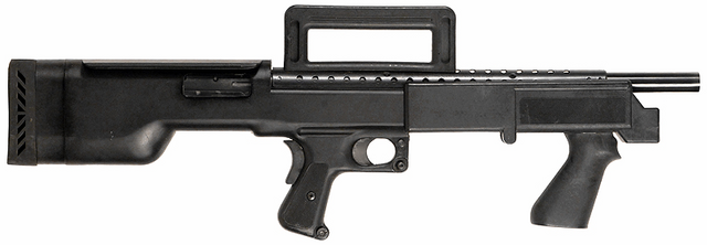 File:Mossberg 500 Bullpup with 18.5 Barrel - 12 gauge.png