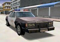 Coche de Policía Driver1