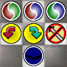 Tokens 3x3 (RPG)