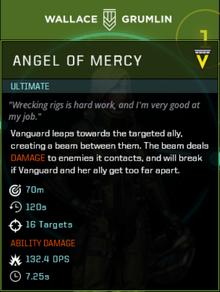 Vanguard signature move Gearbox