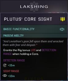 Plutus sensor slot gearbox