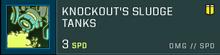 Sludge tank title