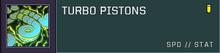 Turbo pistons title