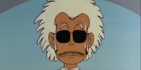 Senbei's Father