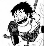 Parzan manga