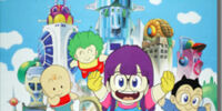 Dr. Slump Arale-chan: Hoyoyo! The City of Dreams, Mechapolis