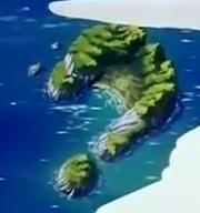 Wonder island dr.slump