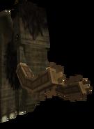 SRM Wooden tusks - L