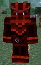 Nether Scorpion Armour